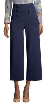 Alice + Olivia Ferris Sailor Culotte Pants