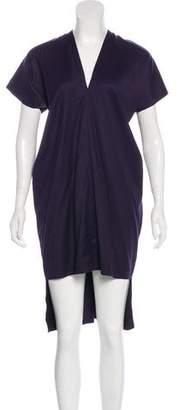 Maison Margiela Short Sleeve Midi Dress