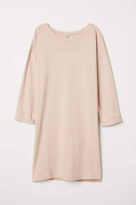H&M Sweatshirt Dress - Orange