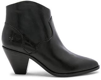 Frye Lila Western Short Boot