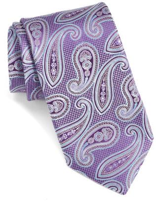 John W. Nordstrom Melbourne Paisley Silk Tie $89.50 thestylecure.com