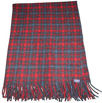 One Kings Lane Vintage Pendleton Plaid Blanket - Luis Rodriquez