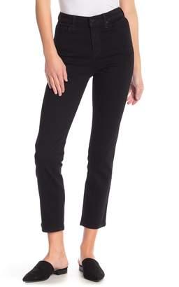 William Rast Highrise Slim Straight Jeans
