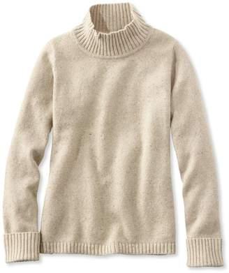L.L. Bean L.L.Bean Donegal Sweaters, Stand-Up Mockneck