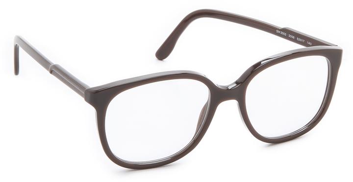 Stella McCartney Oversized Square Glasses