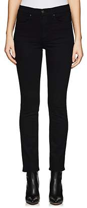 Rag & Bone Women's Cigarette Slim Jeans - Charcoal