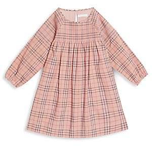 Burberry Little Girl's& Girl's Tartan Dress