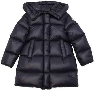 Moncler Butor Nylon Down Coat