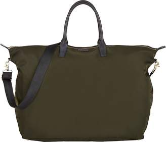 Barneys New York Men's Large Weekender Bag