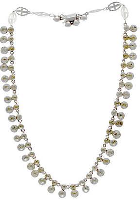 One Kings Lane Vintage Rhinestone Necklace - N.P.Trent Antiques