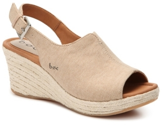 b.o.c Bruna Wedge Sandal $80 thestylecure.com