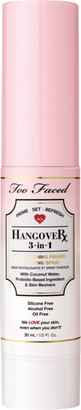 Too Faced Travel Size Hangover 3-in-1 Replenishing Primer and Setting Spray