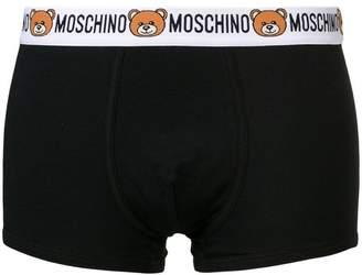 Moschino logo boxers