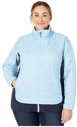 Columbia Plus Size Seneca Basintm Hybrid Jacket