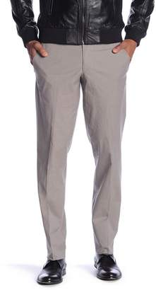 Ted Baker Jefferson Flat Front Trim Fit Trousers