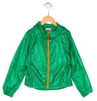 Bellerose Kids Boys' Lightweight Hooded Jacket
