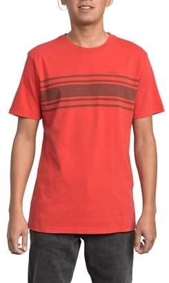 RVCA Elliot Stripe T-Shirt