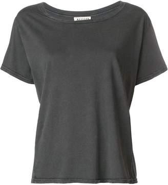 Masscob distressed detail T-shirt