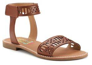 Rachel Shoes Simone Girls' Gladiator Sandals $32.99 thestylecure.com