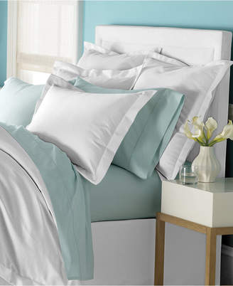 Martha Stewart Collection Pique European Sham Bedding