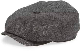 Ted Baker Herringbone Baker Boy Hat