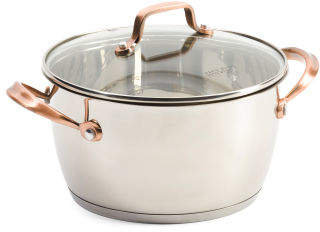 Regency Stainless Steel Casserole Pan