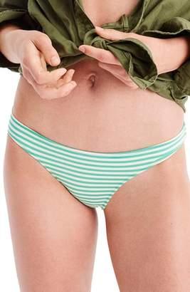 J.Crew Daryl Hipster Cheeky Bikini Bottoms