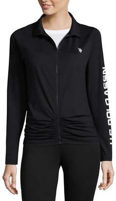 U.S. Polo Assn. Quarter-Zip Pullover