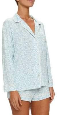 Eberjey Tesoro Short Pajama Set