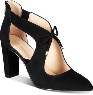 Adrienne Vittadini Nigel Shooties Women Shoes
