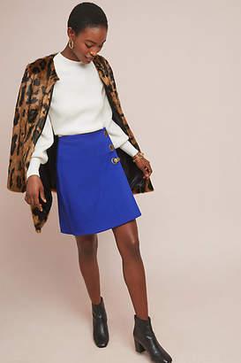 Maeve Monae Structured Mini Skirt