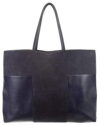 Tory Burch Block-T Tote Bag