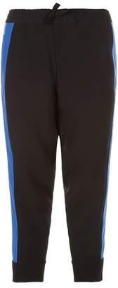 Alexander McQueen Woven Side Stripe Sweatpants