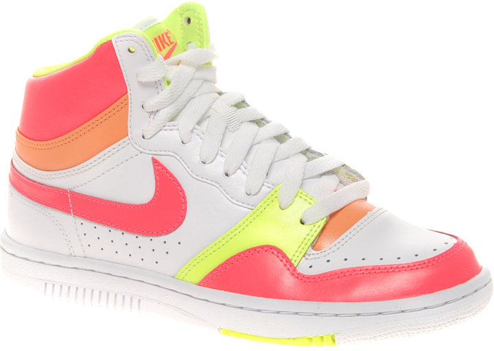 Nike Court Force High Top Sneakers
