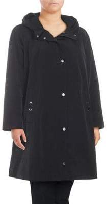 Gallery Plus Long Button Jacket