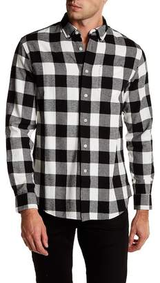 Slate & Stone Check Plaid Patterned Shirt