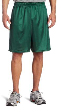 MJ Soffe Soffe Men's Long Polyester Mini-Mesh Short