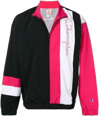 Champion Vertical Stripe track jacket