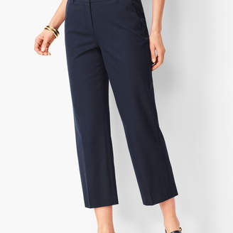 Talbots Bi-Stretch High-Waist Chelsea Crops
