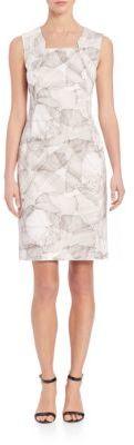 BOSS Dokysina Dress $595 thestylecure.com