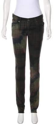 LGB Mid-Rise Tie-Dye Jeans