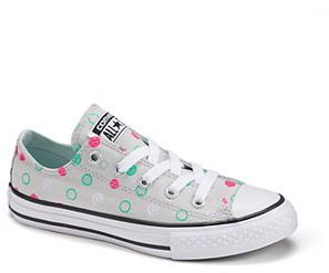 Kid's Converse Chuck Taylor All Star Dot Shoes $40 thestylecure.com