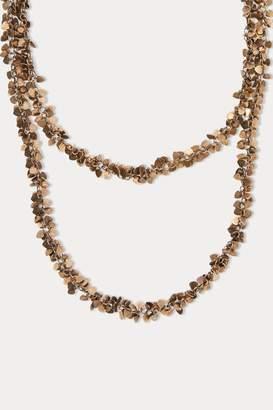 Miu Miu Mini heart necklace