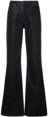 Alberta Ferretti long flared jeans