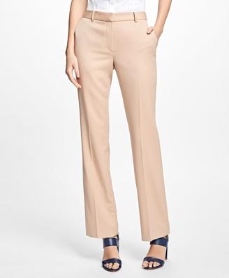 Brooks Brothers Petite Gabardine Trousers