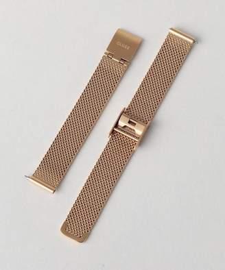 Cluse 24mm 交換用メッシュベルト/ピンクゴールドカラー