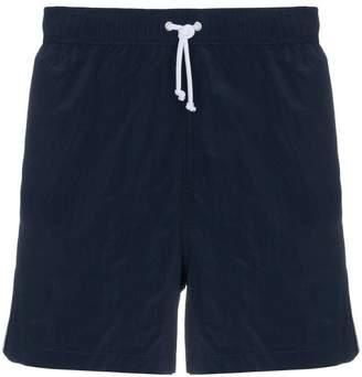 Thom Browne Swim shorts with stripe detail