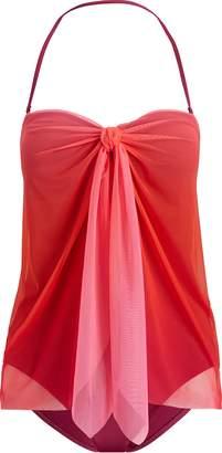 Ralph Lauren Flyaway Convertible Swimsuit