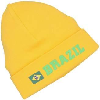 PAM GM Brazil Soccer Baby Hat 12-18 Months