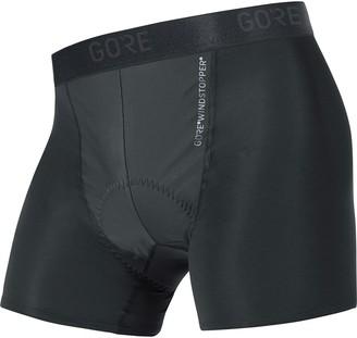 Gore Wear C3 Gore Windstopper Base Layer Boxer Shorts+ - Men's